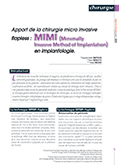MIMI®-Flapless (Minimally Invasive Method of Implantation) en implantologie.